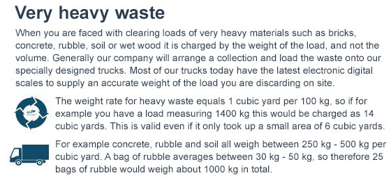 Heavy Waste Disposal in Bayswater